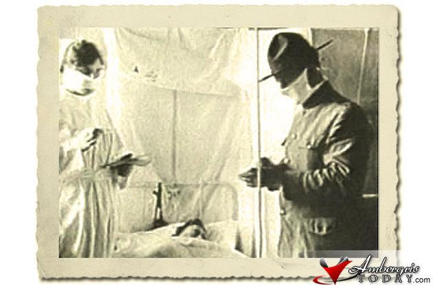 Spanish Influenza in San Pedro, Ambergris Caye