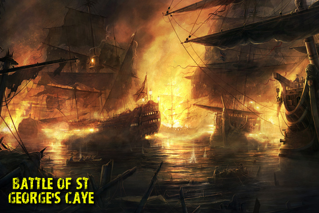 Battle Of St. George's Caye, September 10, 1798