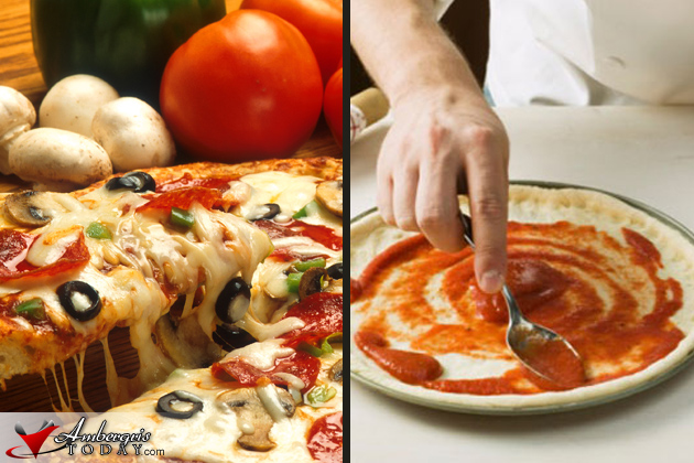 pizza vs homemade pizza
