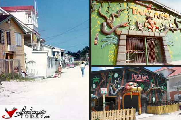 Teatro Arenas Cinema, Tarzans, Jaguars Night Club