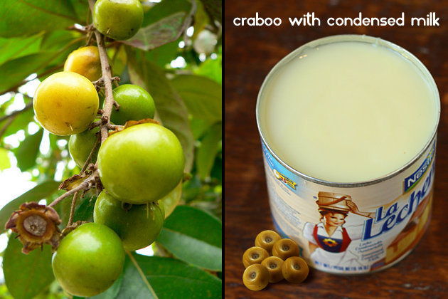 Craboo with Condensed Milk