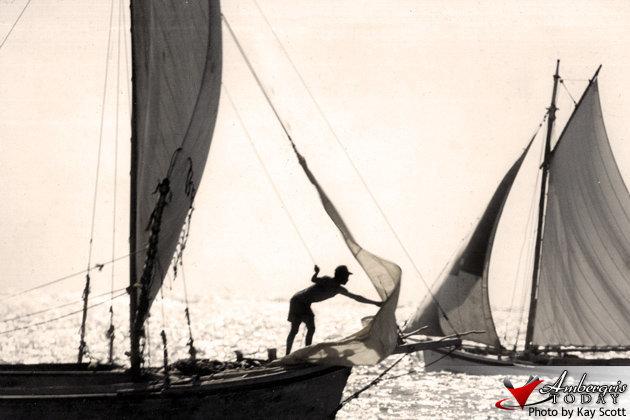 The Mestizos became adroit fishermen in San Pedro, Ambergris Caye
