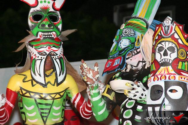 Carnabal -Los Mascarados