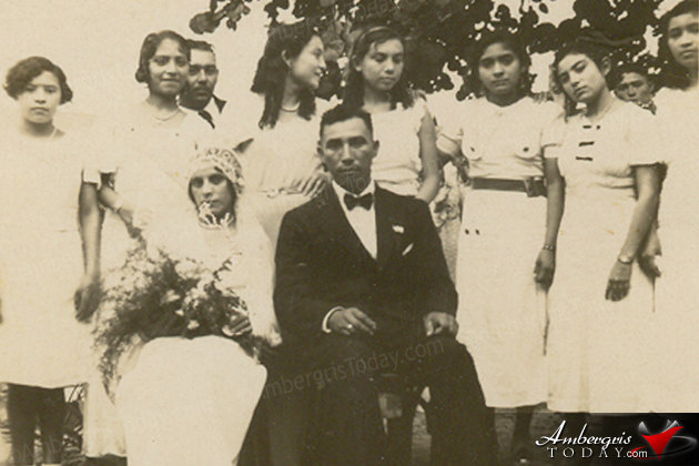 The First Families In San Pedro -Concepcion Gomez and Jemiliano Aguilar