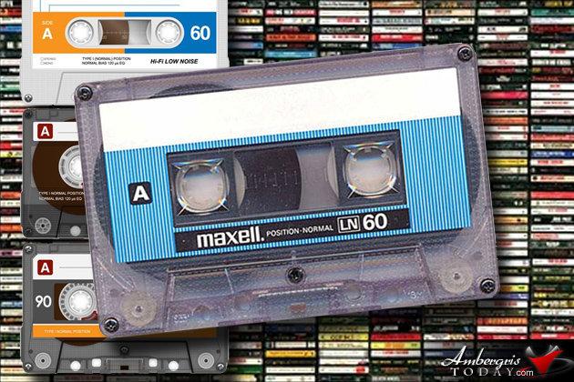 San Pedro Book Center Sold Cassette Tapes