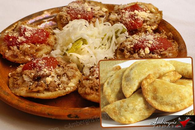 Belize Garnachas and Empanadas