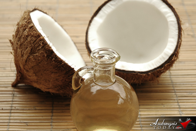 Coconut Oil, Cooking Oil