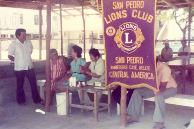 San Pedro Lions Den Complex