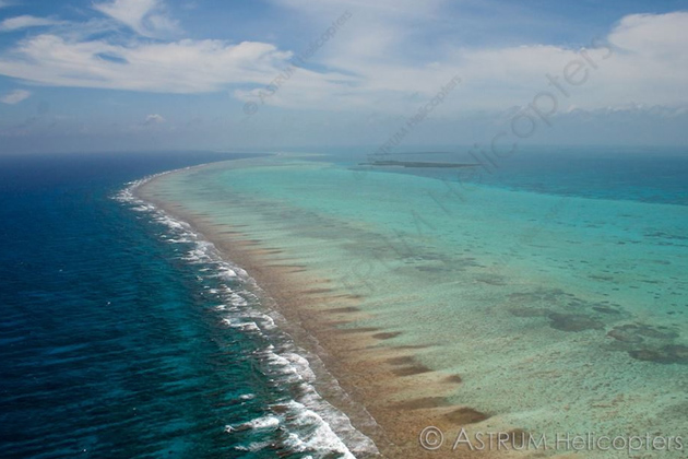 The Marvelous Barrier Reef of Belize