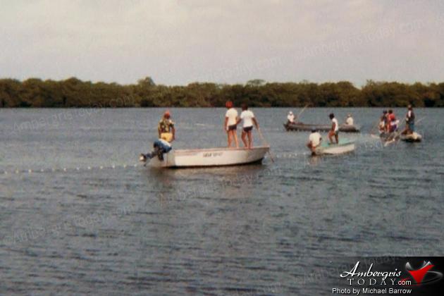 San Pedro, Ambergris Caye Lagoon Side