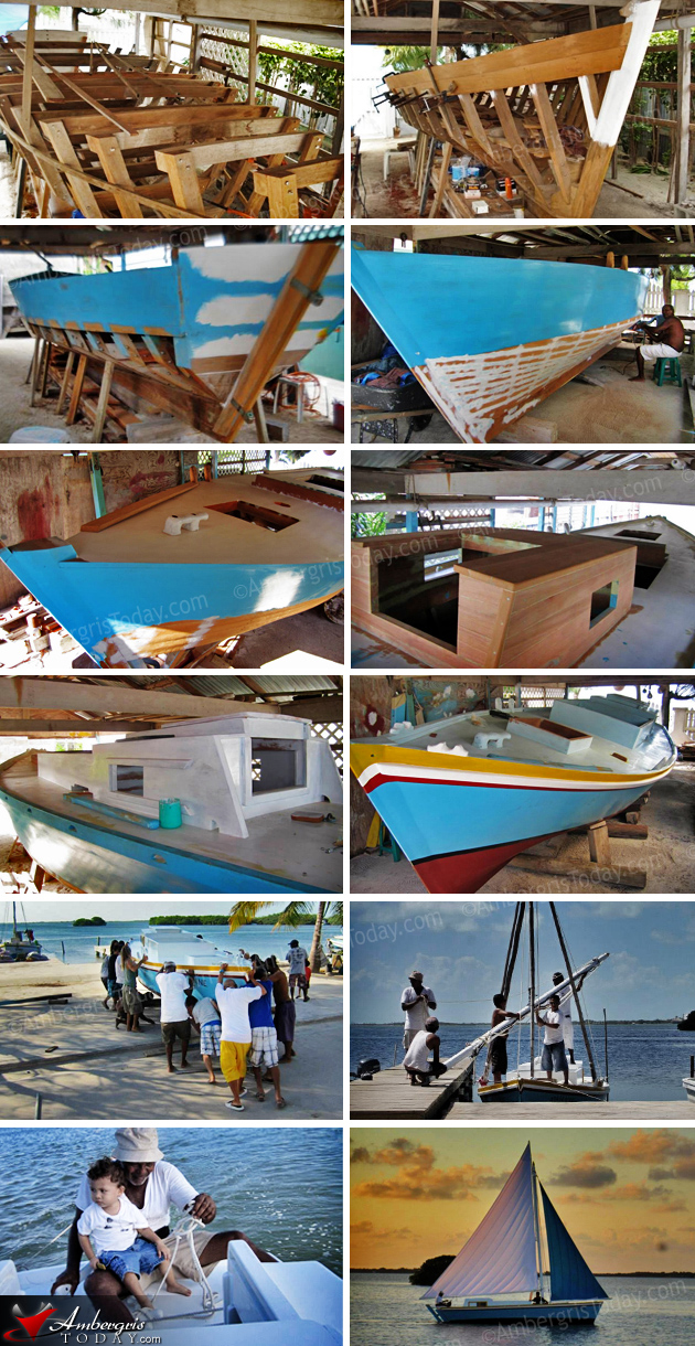 Homeschooling on Boat Building