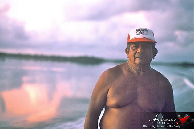 "Fearless Men of the Sea in Ambergris Caye Part 1 -Mr. Francisco ""Fashico"" Arceo"