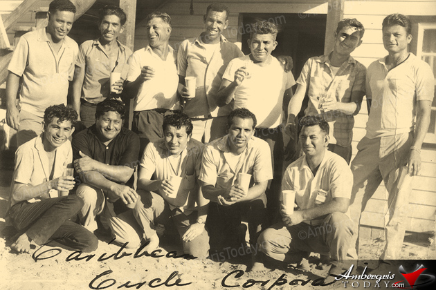 Fearless Men of the Sea in Ambergris Caye Part 2 -Alan Forman