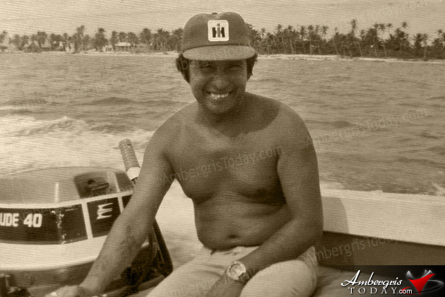Fearless Men of the Sea in Ambergris Caye Part 3 -Ramon Nunez