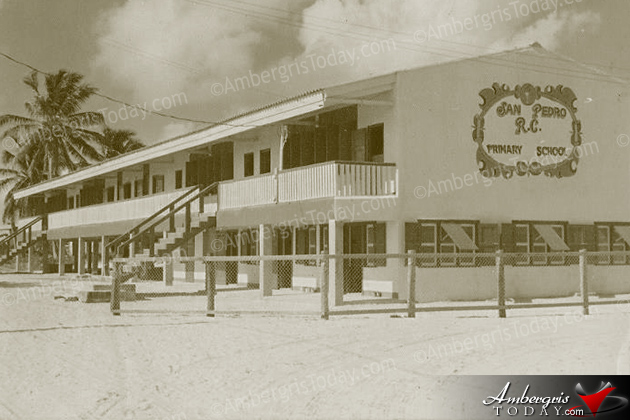 The Very First Schools in San Pedro, Ambergris Caye