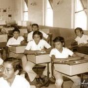 The Development of the San Pedro High School