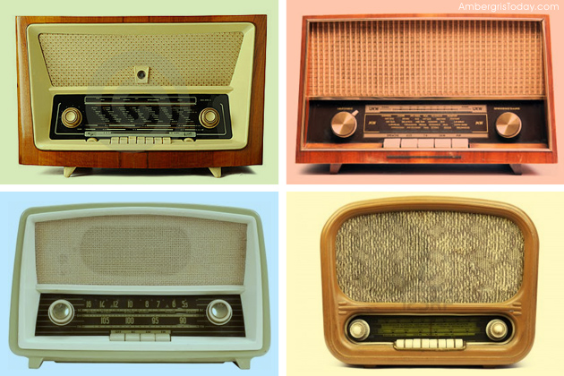 International Radio Stations were Entertainment for Island Villagers