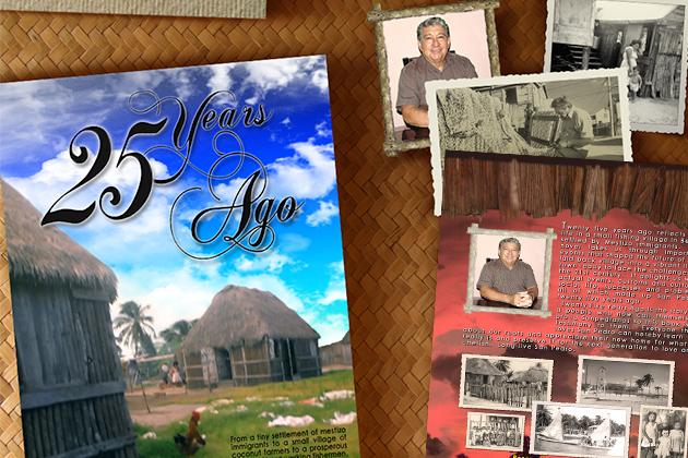 25 Years Ago Celebrates 25 Years of Storytelling & History