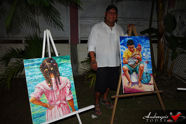 Art Show at San Pedro House of Culture