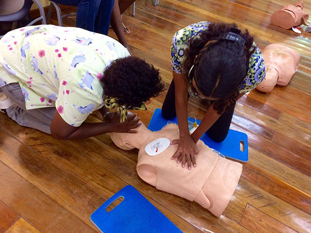 More Belizeans Trained to Take Care of the Elderly