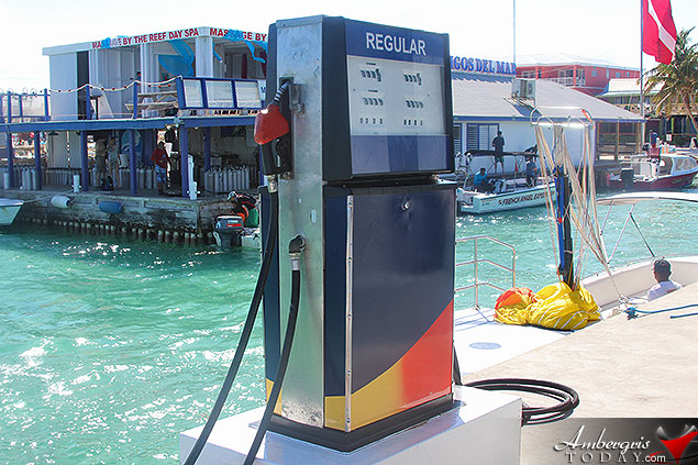 Caribeña Fuels Marina Back and Ready for Business!