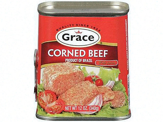 Belize Temporarily Bans Brazilian Corned Beef