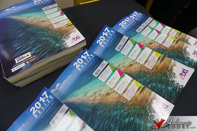 BTL Launches New Innovative Directory That Highlights Belize Reef