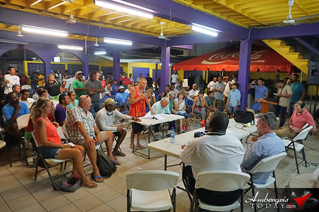 San Pedro Residents Outraged by Cayo Rosario Development