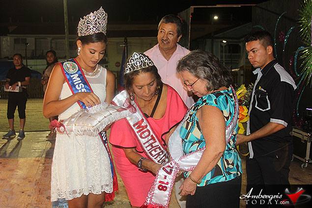 Maria Elena Alamilla Named Mother of the Year During Entertaining Evening