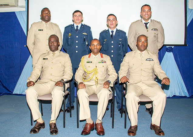 Belize Excels in Pilot Training in Jamaica