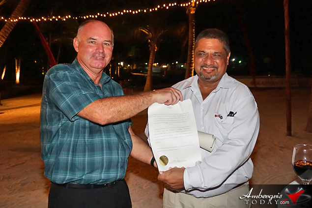 British High Commission Appoints Jim Janmohamed Honorary Consul in Belize
