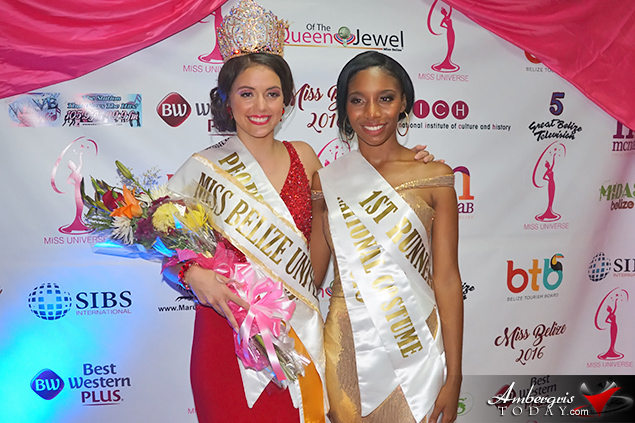 Miss Belize Rebecca Rath's Reigh Cut Short as Pageant Directory Speaks Out
