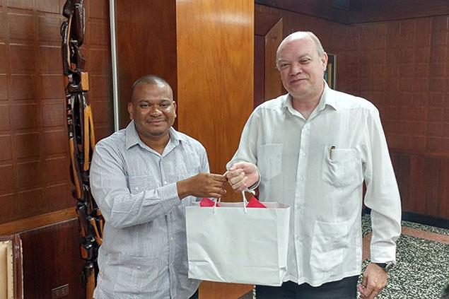 Belize Delegation Concludes Productive Official Visit to Cuba
