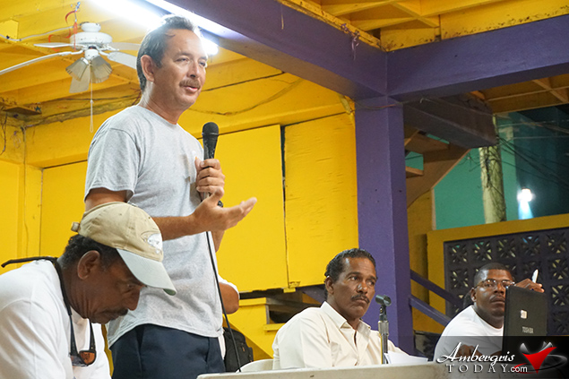 San Pedro Tour Guide Association Says No to Oil Exploration in Belize
