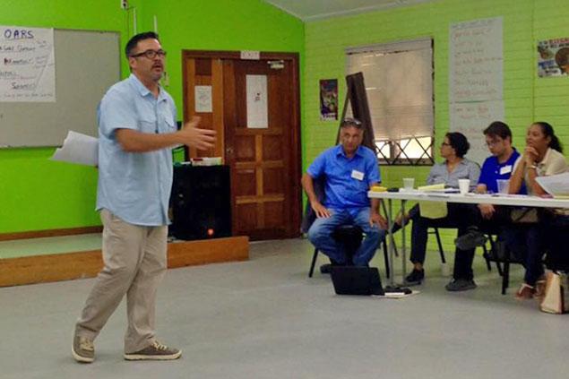 Fifty Four Belizeans Receive Suicide Prevention Training