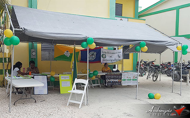 Open Day at the San Pedro Police Station