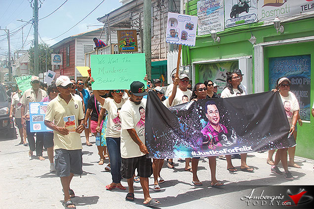 "Island Residents 'Walk for Justice"" as Murder Cases Remain Unsolved"
