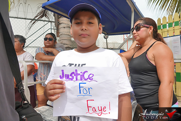 No Charges Yet for Faye's Parents Who Remain in Police Custody - Death Faye Lin Cannon