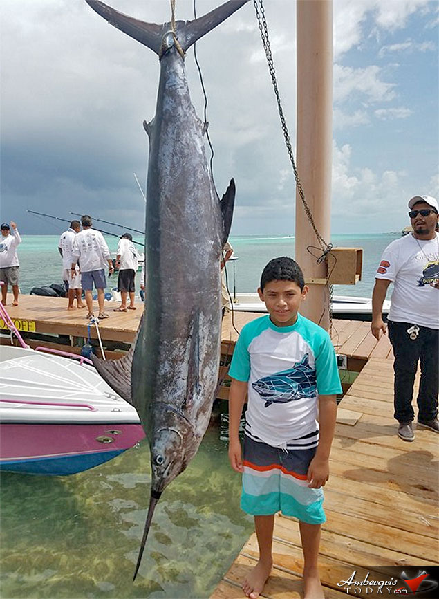 Exciting new deep sea fishing tournament hosted by grand for Deep sea fishing san pedro
