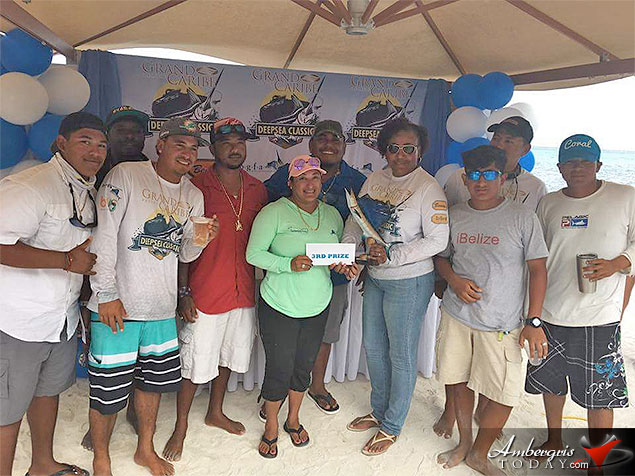 Exciting New Deep Sea Fishing Tournament Hosted by Grand Caribe