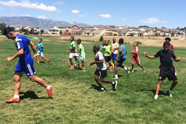 Young Belizean Football Players Score in US Soccer Event