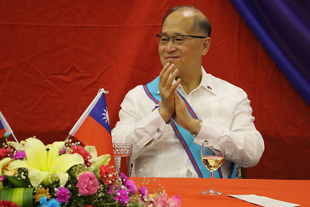 $60M From Taiwan to Belize, Foreign Minister Visits