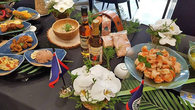 Taste of Belize Cuisine Festival Kicks Off in Taiwan