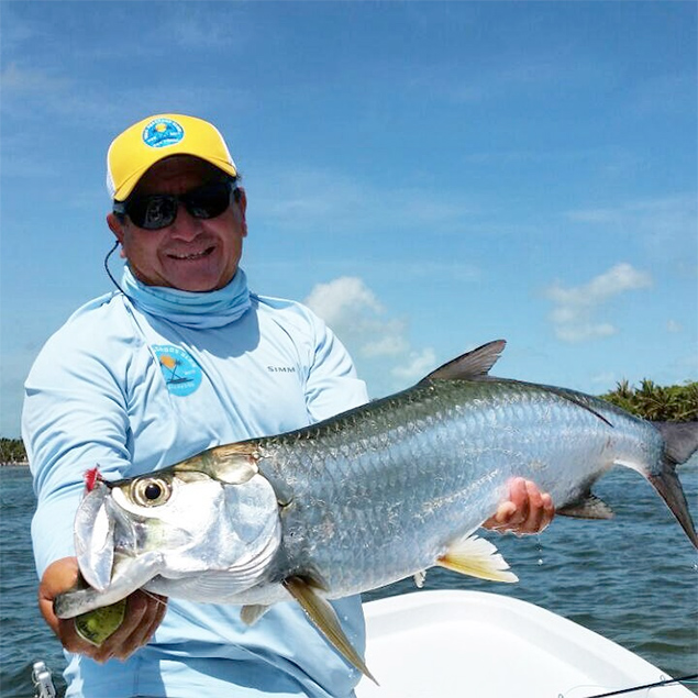 Tres Pescados Slam and Sports Fishing Enthusiasts