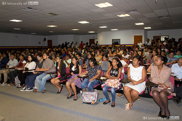University of Belize Records 4,668 New and Returning Students for 2017