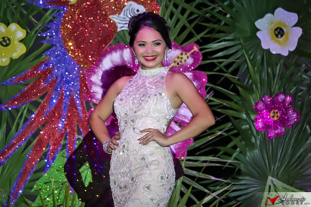 Miss San Pedro 2017 Virginia Vasquez