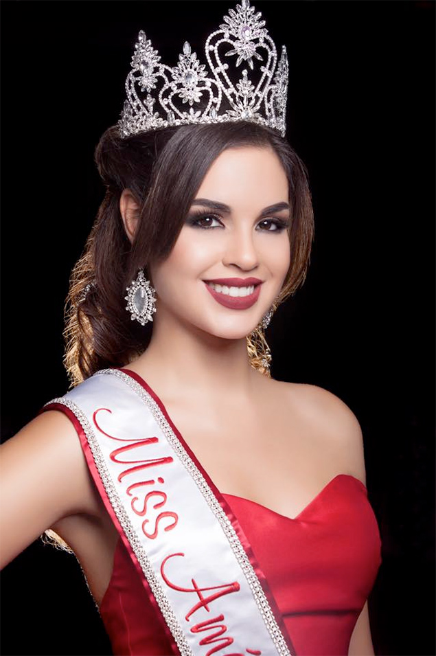 Belize Places in Top 10 at Miss America Latina del Mundo ...