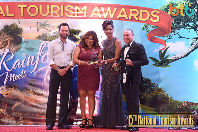 Hotel of the Year: Grand Caribe, San Pedro