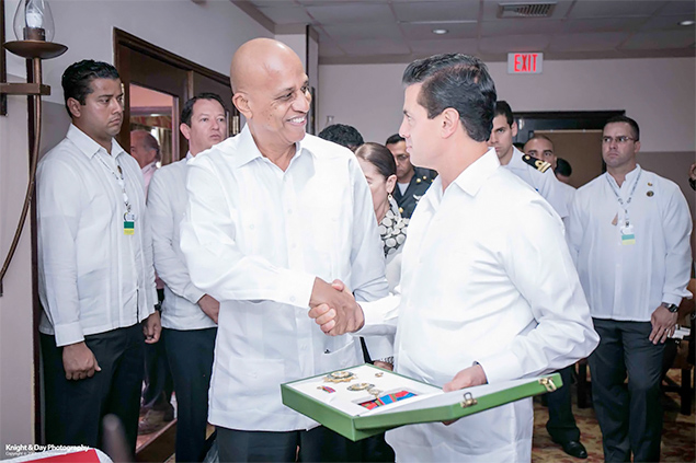 Mexican President Strengthens Bond With Belize During CARICOM Mexico SummitVisit