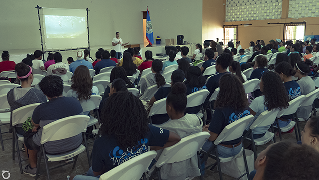 Belizean Wavemakers Gather for Oceana's 2017 Annual General Meeting